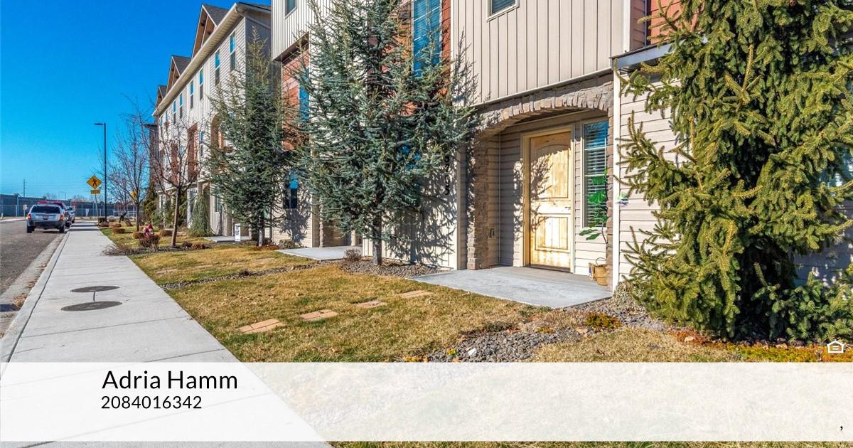 8705 W Pine Valley Ln, Boise, ID 83709